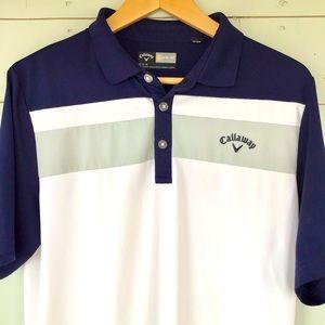 Callaway | Opt-Dri Performance Golf Shirt | Medium